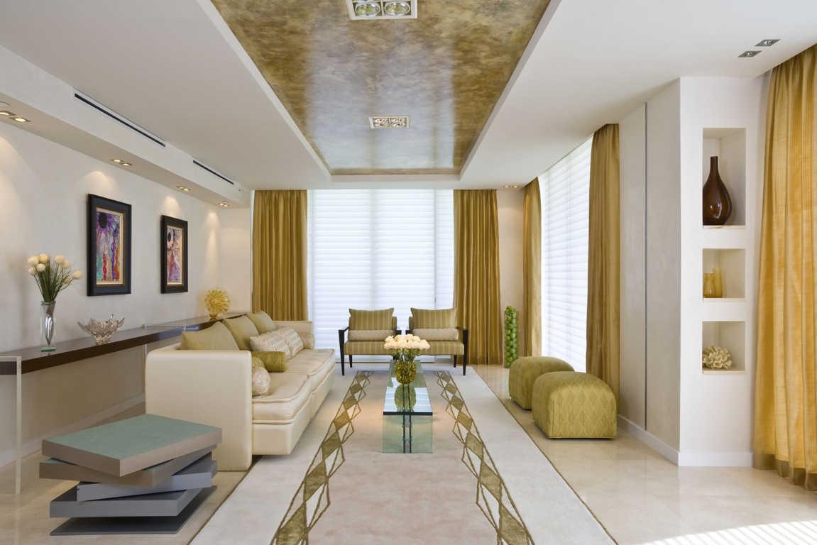 interior rumah mewah bergaya eropa