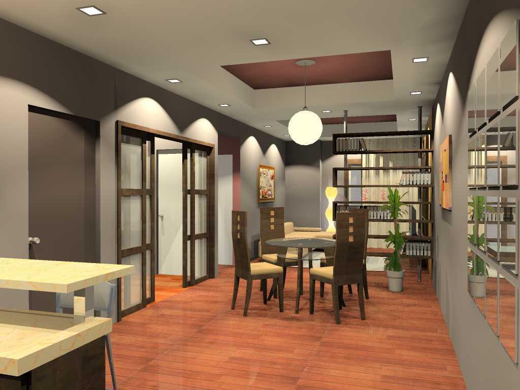 jasa desain interior rumah mewah