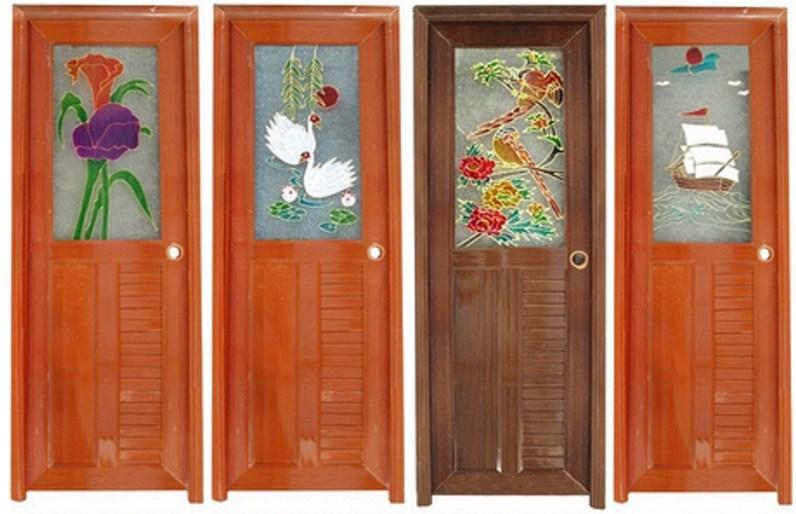 Aneka Model Pintu Kamar Mandi Terbaru