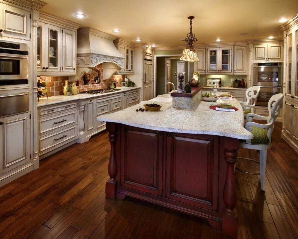 Desain kitchen set lemari dapur sederhana