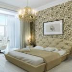 Desain wallpaper kamar tidur
