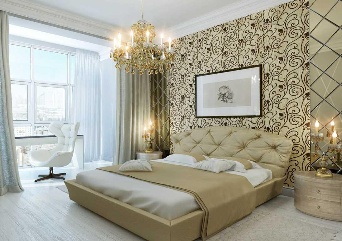 Motif Warna Wallpaper Dinding Kamar Tidur Terbaru