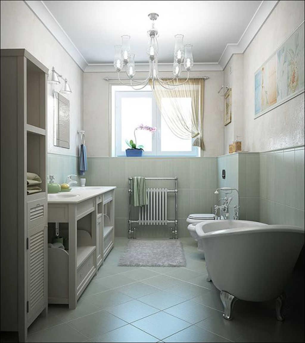 Kamar mandi kecil minimalis