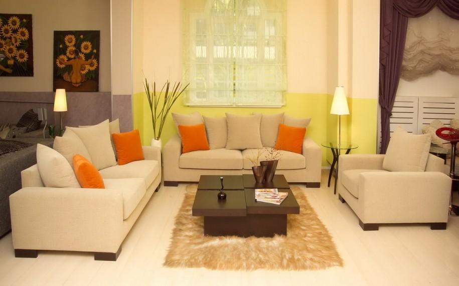 Karpet minimalis untuk hiasan ruang tamu