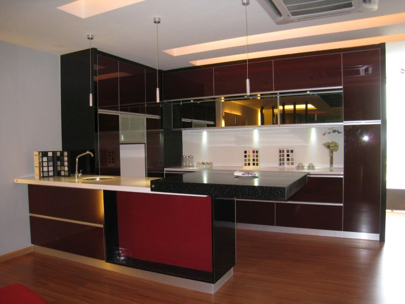 lemari dapur aluminium related keywords suggestions