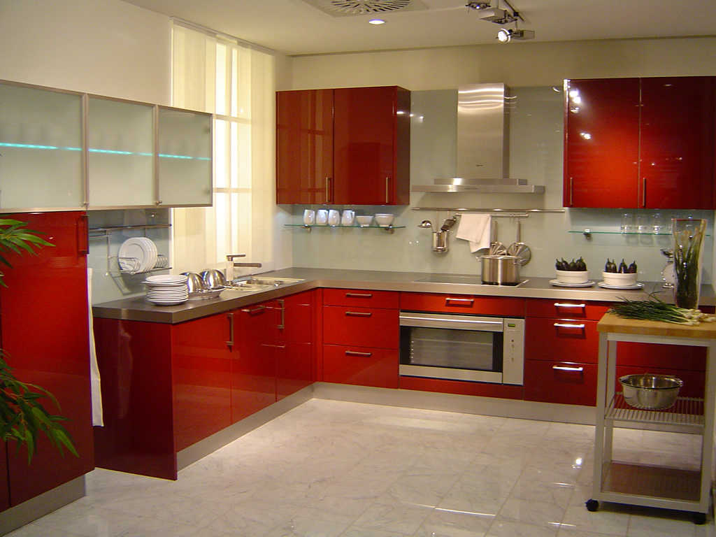 Model Lemari Dapur Kitchen Set Minimalis Terbaru Desain Rumah Unik