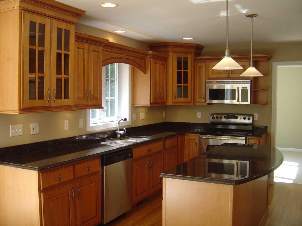 Lemari dapur kayu terbaik 2016