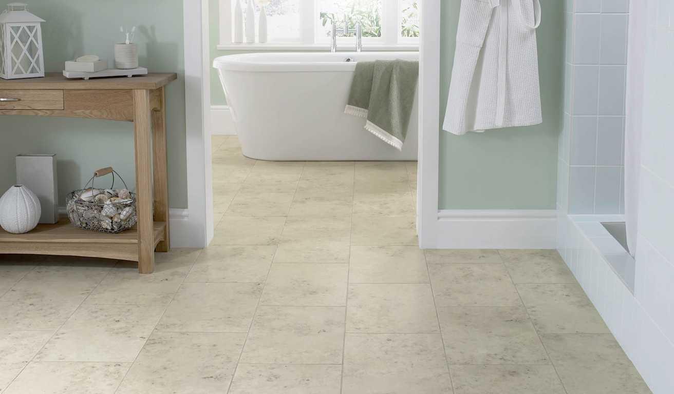Memilih keramik lantai kamar mandi yang bagus