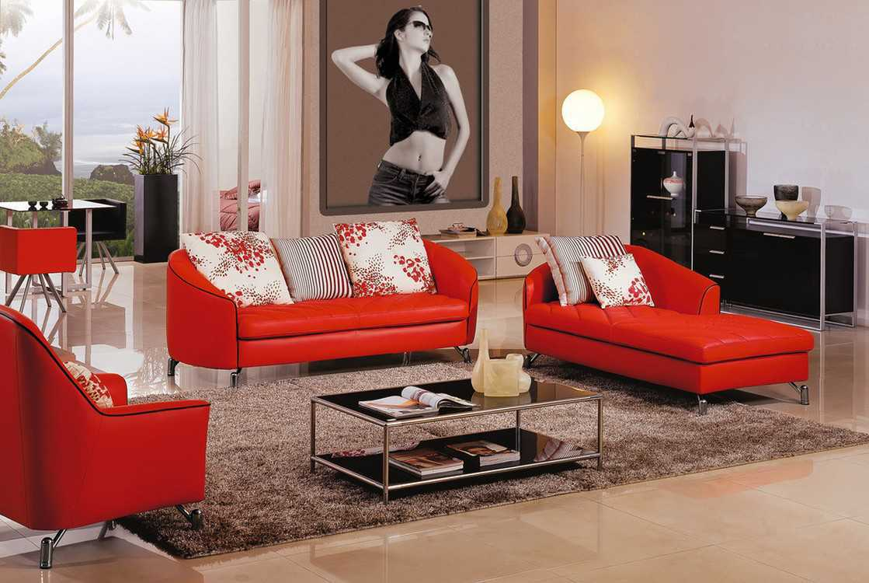 Model Sofa Ruang Tamu Mungil