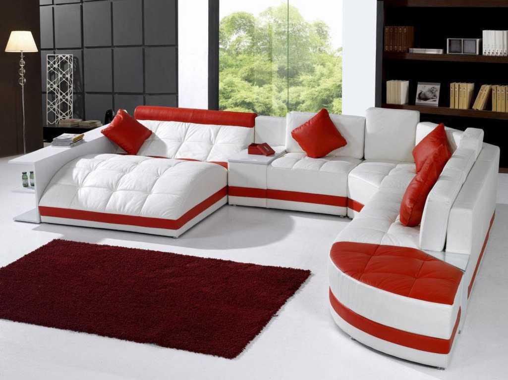 Gambar Kursi Sofa Ruang Tamu Yang Umum Digunakan Desain Rumah Unik