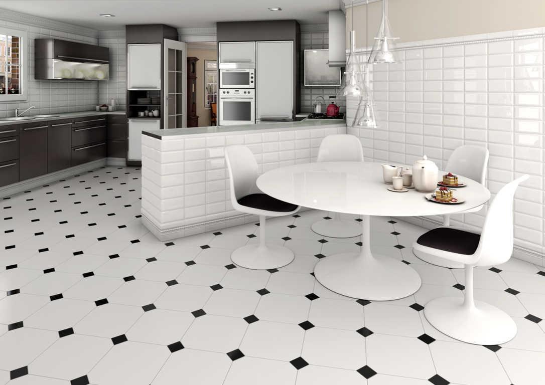Model keramik lantai rumah minimalis warna putih keren