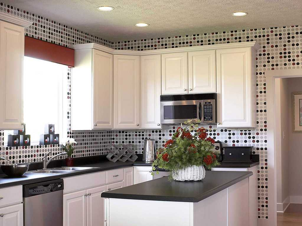 Model kitchen set lemari dapur terbaru