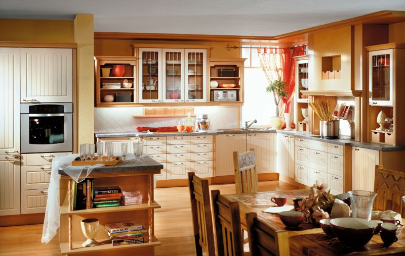Model kitchen set lemari dinding dapur 2016