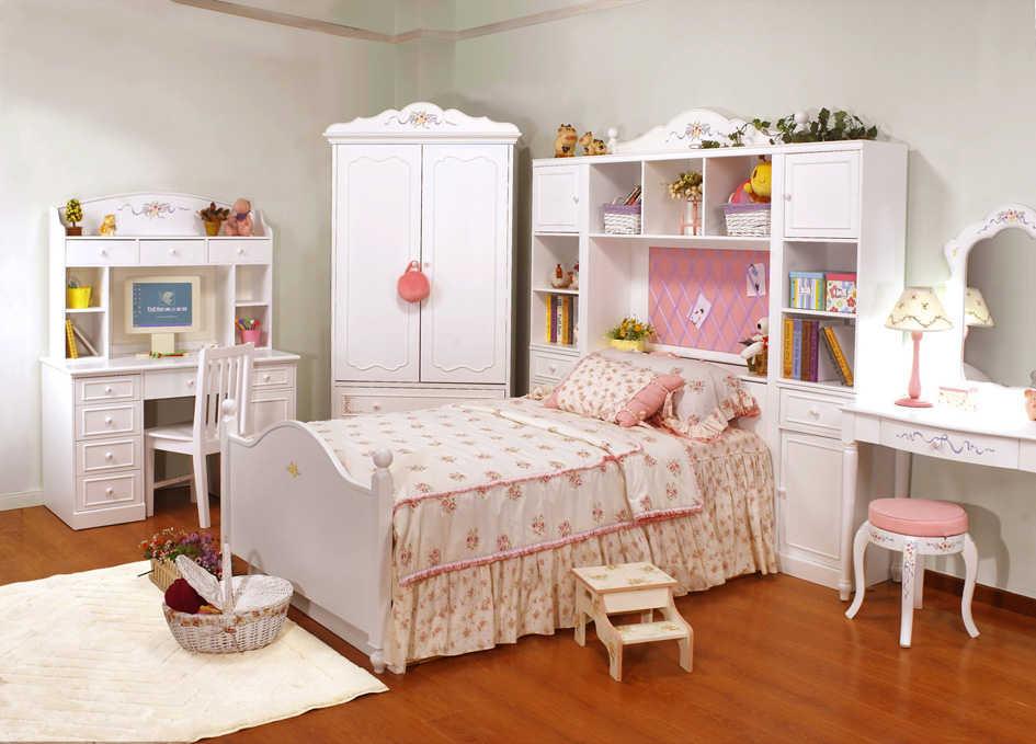 Perabotan kamar tidur anak terbaru keren 2016