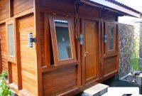 Rumah Kayu Unik Gaya Jepang Terbaru 2016