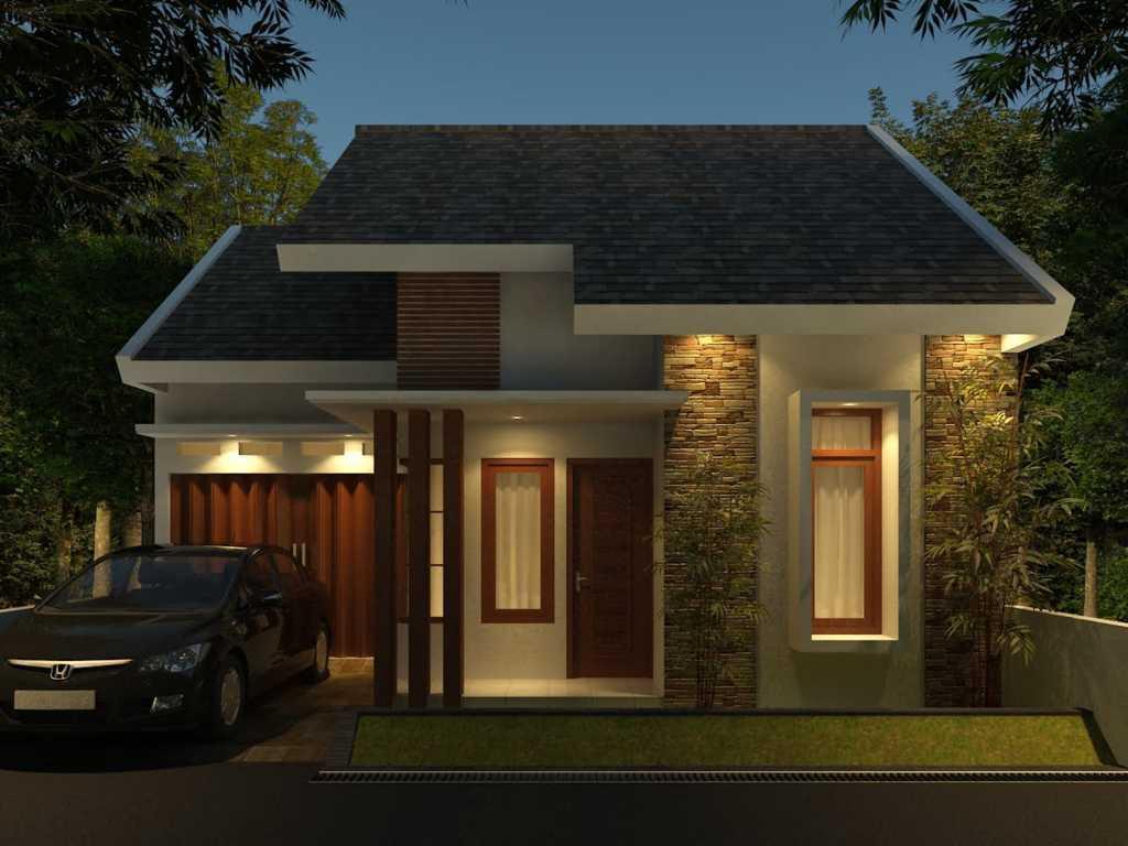 Desain Rumah Minimalis Type 36 Terbaru 2017 Cahaya Rumahku