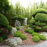 gambar taman gaya jepang