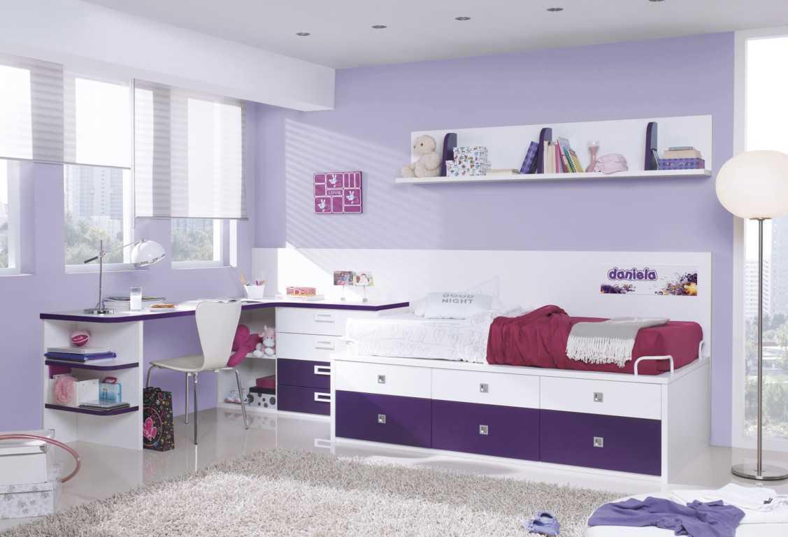 kamar set anak remaja minimalis