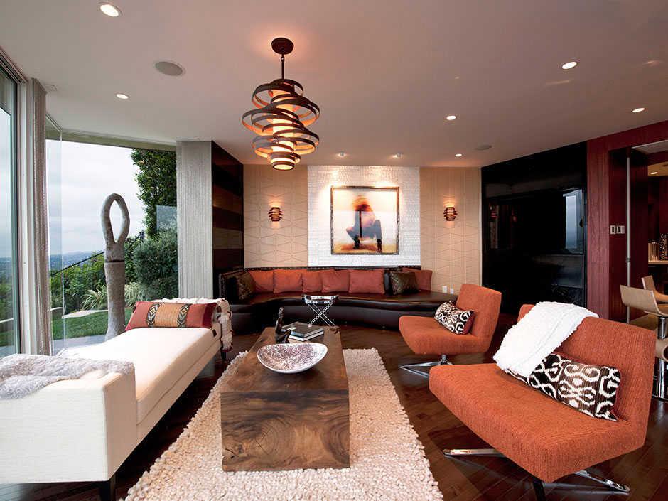 lampu hias gantung untuk ruang tamu minimalis