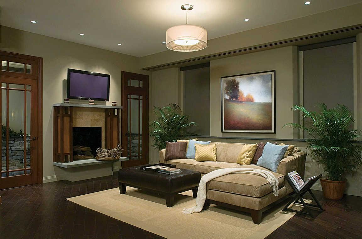 model lampu gantung ruang tamu minimalis desain rumah
