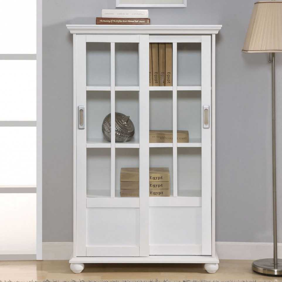 lemari hias untuk ruang tamu minimalis