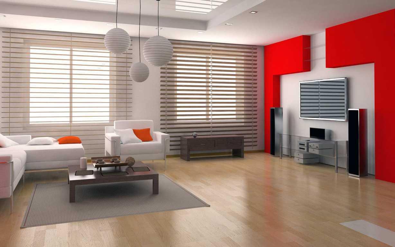 warna cat interior ruang tamu