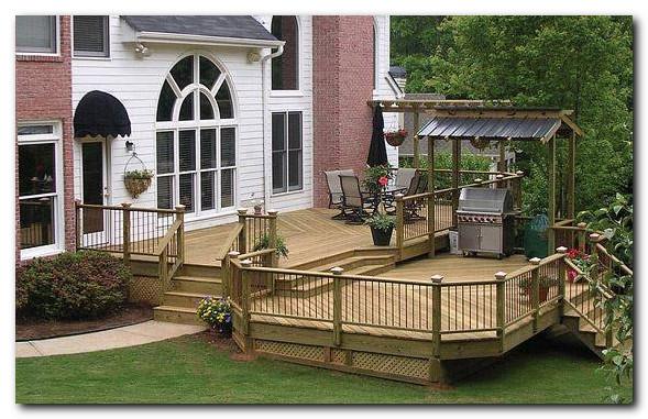 desain backyard rumah belakang yang indah