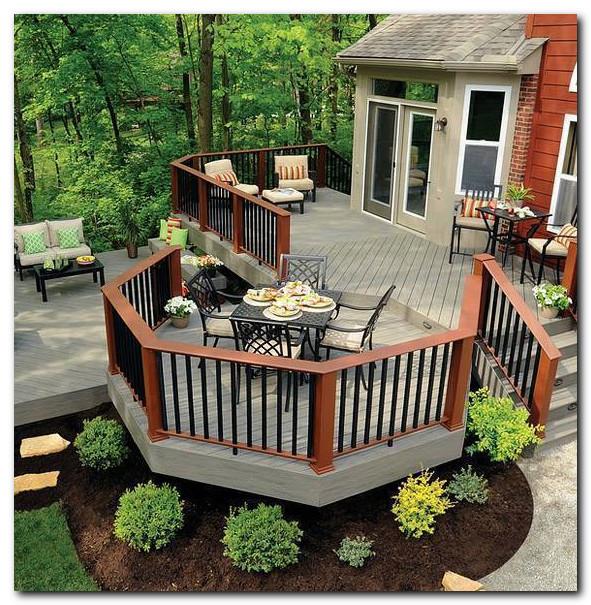 desain ruang santai di teras rumah