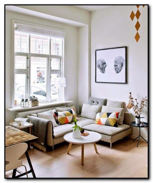 Inspirasi Model Sofa untuk Ruang Tamu di Pojok