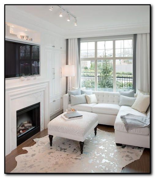 desain sofa untuk ruang tamu di pojokan