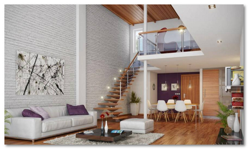 Desain Balkon Dalam Ruangan
