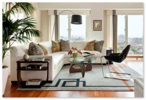 aneka macam furniture modern pada dekorasi interior