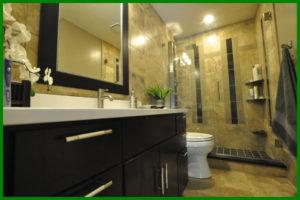 dekorasi pada renovasi kamar mandi rumah