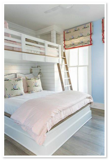 desain bunk bed untuk anak lucu