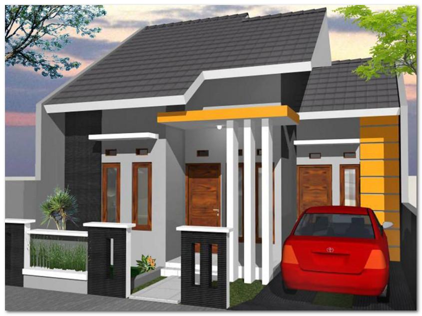 Rumah  Minimalis Sederhana  Untuk Keluarga Kecil Anda