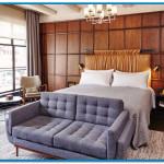 ide desain kamar tidur dari kamar hotel