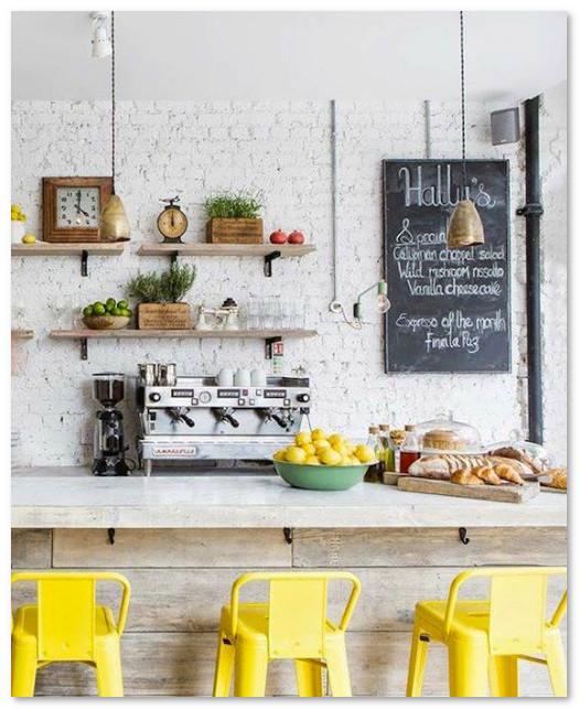 Dapur Cantik Retro   Klasik Modern
