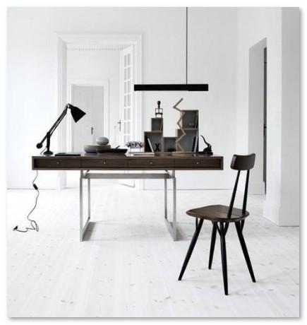 desain ruang kerja yang nyaman