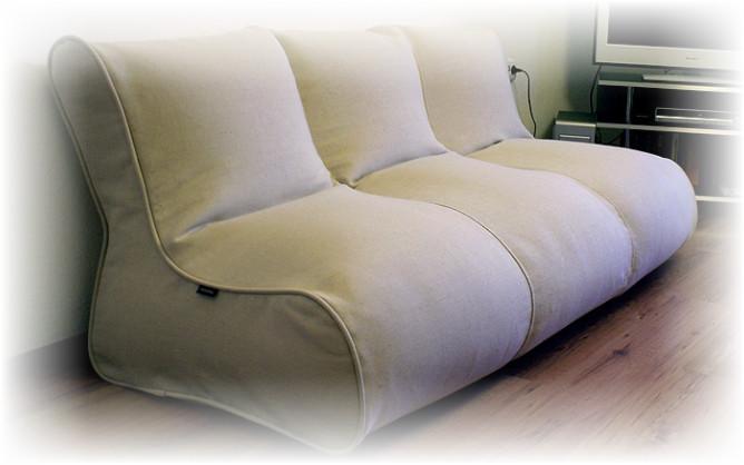 sofa bean bag yang empuk