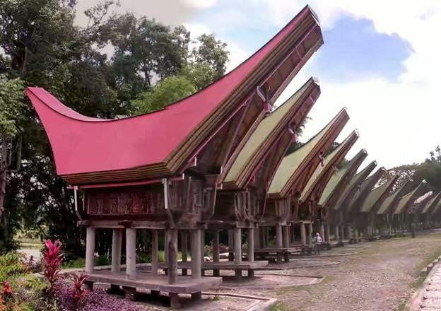 Arsitektur Rumah Adat Toraja
