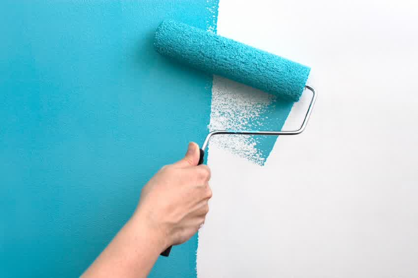 Tips dan Trik Cara Mengecat Dinding Rumah