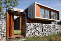 Contoh Desain Pagar Rumah Minimalis Jaman Sekarang