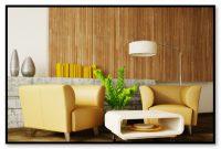 Dekorasi Rumah Dengan Bambu
