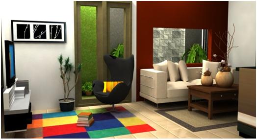 Gambar Desain Interior Keren Rumah Idaman