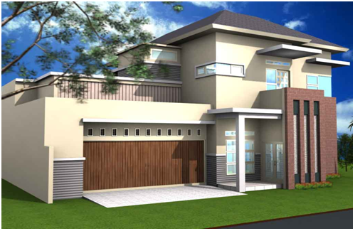 gambar desain rumah minimalis sederhana terbaru - desain