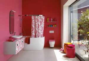 Kamar Mandi Minimalis Bisa Tampil Cantik dengan 9 Hal Ini