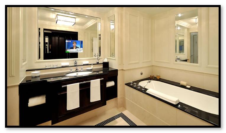 Www anak smp mandi rumah minimalis modern ide inspirasi for Dekor kamar hotel