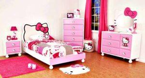 Kamar Tidur Anak Bisa Tampil Menarik dengan Tema Khusus