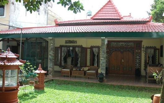 Rumah Tradisional Unik