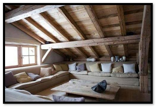kamar di atap loteng